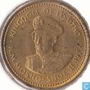 Lesotho 1 sente 1979