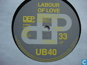 Disques vinyl et CD - UB40 - Labour of Love
