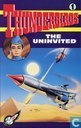 Boeken - Thunderbirds - The uninvited