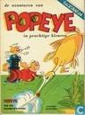 Comic Books - Popeye - Popeye en de ruimtevogel