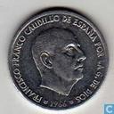 Spanje 50 centimos 1967
