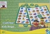 Kids Bingo Sesamstraat