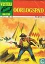 Comic Books - Oorlogspad - Oorlogspad