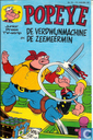 Comic Books - Popeye - De verdwijnmachine en de zeemeermin