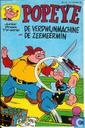 Strips - Popeye - De verdwijnmachine en de zeemeermin