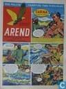 Comics - Arend (Illustrierte) - Jaargang 4 nummer 21