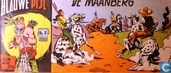 Comic Books - Blauwe Pijl - De Maanberg