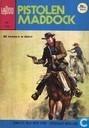 Bandes dessinées - Lasso - Pistolen Maddock