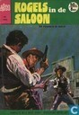 Comics - Lasso - Kogels in de saloon