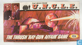 The Man From U.N.C.L.E. The Thrush Ray–Gun Affair game