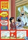 Comic Books - Suske en Wiske weekblad (tijdschrift) - 2001 nummer  17