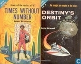 Livres - Grinnell, David - Times without Number + Destiny's Orbit