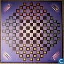 Board games - Dams - Damatico / Kwarttodam