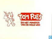 Comic Books - Bumble and Tom Puss - Tom Poes en het monster van de holle weg
