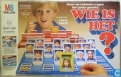 Board games - Wie is het - Wie Is het