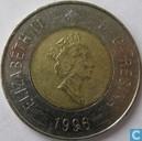 Canada  2 dollars 1996