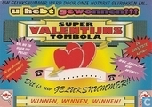 "B000942 - Altijd prijs ""Super Valentines Tombola"""