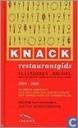 Knack restaurantgids 2005-2006