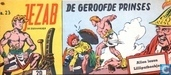 Comic Books - Jezab - De geroofde prinses