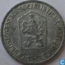 Tsjecho-Slowakije 10 haleru 1967