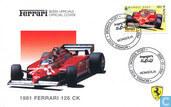 1981 Ferrari 126 CK