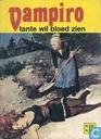 Comic Books - Vampiro - Tante wil bloed zien