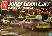 Joker Goon Car - Gotham City Police Car