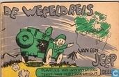 De wereldreis van een jeep