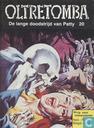 Comic Books - Oltretomba - De lange doodstrijd van Patty