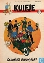 Comic Books - Kuifje (magazine) - Kuifje 52