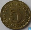 Joegoslavië 5 para 1973