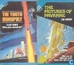 Livres - Wright, Lan - The Youth Monopoly + The Pictures of Pavanne