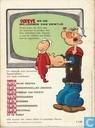 Comic Books - Popeye - Popeye en de milijoenen van Erwtje