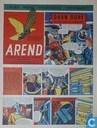 Bandes dessinées - Arend (magazine) - Jaargang 4 nummer 39