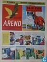 Bandes dessinées - Arend (magazine) - Jaargang 4 nummer 25