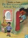 De snuifdoos van Abkar Sikandra