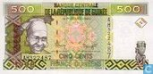 Guinee 500 Francs