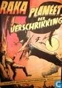 Comic Books - Raka - Planeet der verschrikking