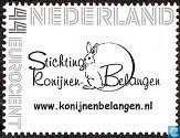 Postage Stamps - Netherlands [NLD] - Foundation Interests Rabbits 1 - SKB