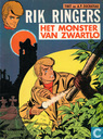 Comics - Rick Master - Het monster van Zwartlo