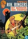 Bandes dessinées - Ric Hochet - Het monster van Zwartlo