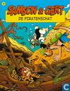 Bandes dessinées - Samson & Gert - De piratenschat