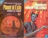 Livres - Disch, Thomas M. - Planet of Exile + Mankind under the Leash