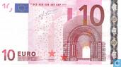 Eurozone 10 Euro Y-N-T
