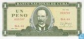 Kuba 1 Peso