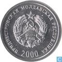 Transnistrië 1 kopeke 2000