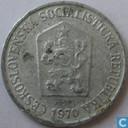 Czechoslovakia 10 haleru 1970