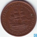 South Africa ½ penny 1925
