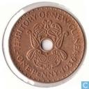 Nieuw-Guinea 1 penny 1936