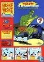 Comic Books - Suske en Wiske weekblad (tijdschrift) - 2001 nummer  23